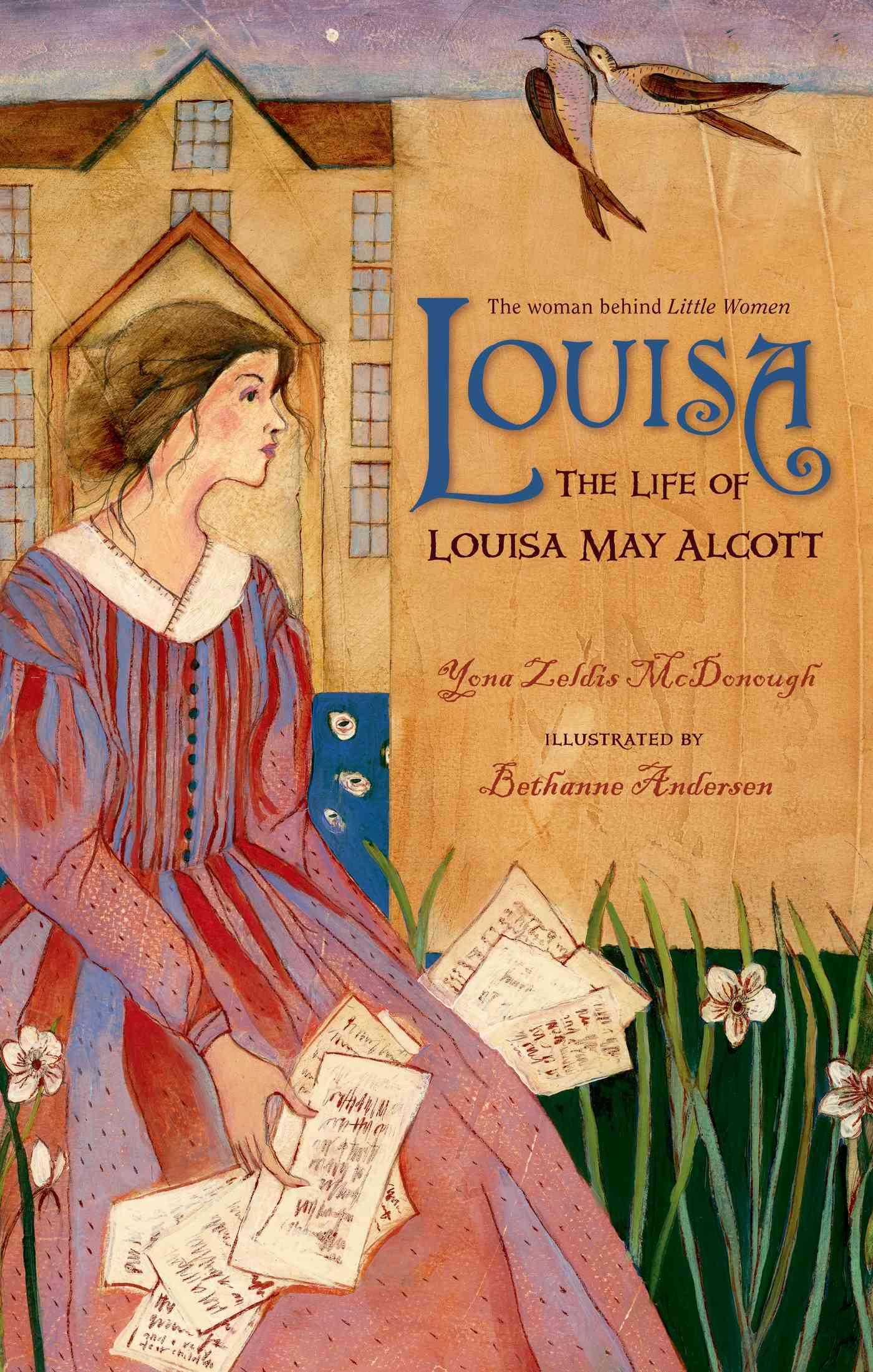 Louisa By McDonough, Yona Zeldis/ Andersen, Bethanne (ILT)